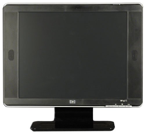 HP Pavilion vp15 LCD flat panel monitor