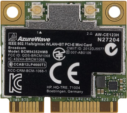 Image of WLAN card