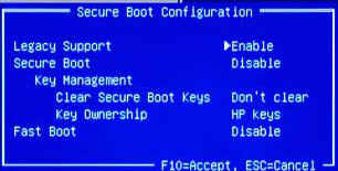 HP Desktop PCs - BIOS Settings for the Jasmine Motherboard | HP