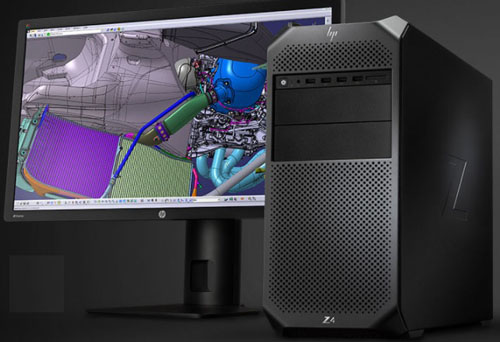 HP Z4 G4 Workstation Specifications | HP® Customer Support