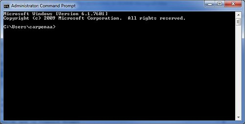 Image: Command Prompt