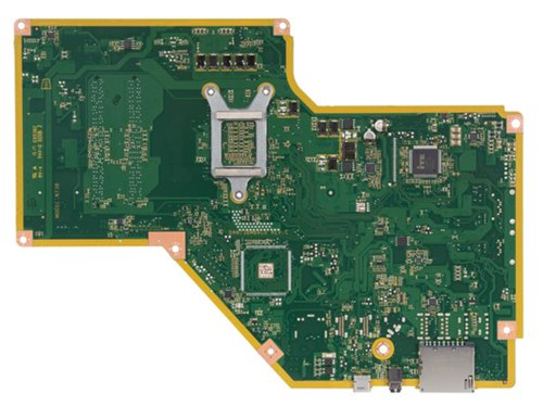 Bolian-A12 motherboard bottom view