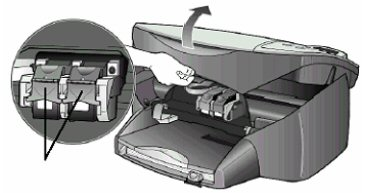 Download hp psc 2175 all-in-one printer drivers and install.
