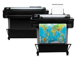 HP DesignJet T120 and T520 Printer Series - Download Drivers | HP