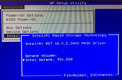 HP Consumer Desktop PCs - Boot Device Not Found (3F0) or Automatic