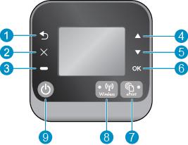 how to find wps pin on hp deskjet printer