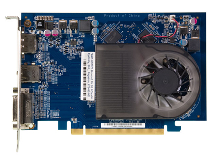 Image of video card