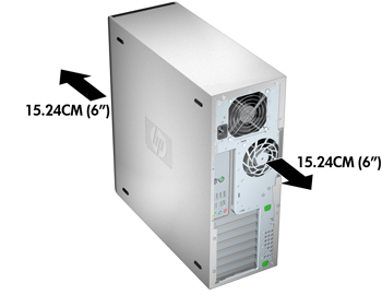 HP Z400 Workstation Product Specifications | HP® Customer