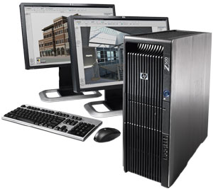HP Z600 Workstation Product Specifications | HP® Customer