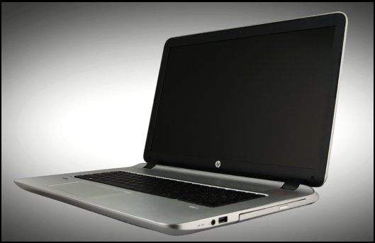 Removing and Replacing the Battery for HP ENVY 17-k000