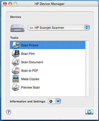 HP ScanJet 7650 Drivers