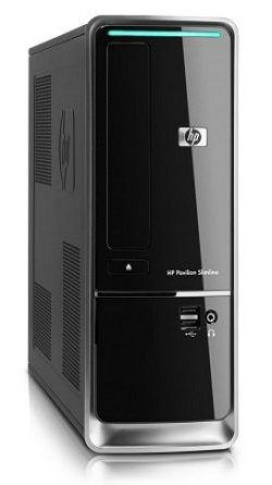 320GB Hard Drive w// Windows 7 Professional 64-Bit HP Pavilion Slimline s5503w