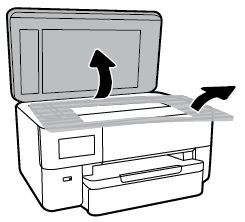 Removing material from the scanner