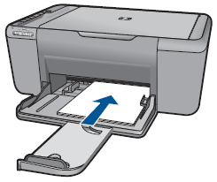Image of lowering the paper tray, sliding out the tray extender, and flipping up the paper stop