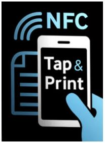Samsung Laser Printers - How to Use NFC Feature to Print