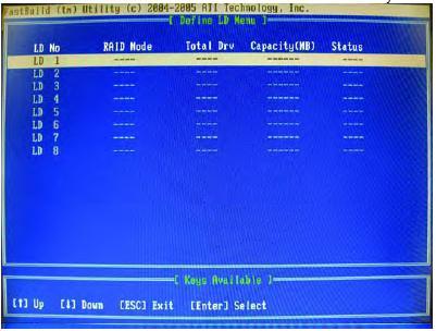 Driver for HP Compaq dc5750 RAID