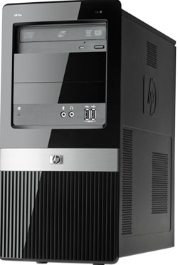 HP Pro 3100 Series Mini-Tower Business PC Product