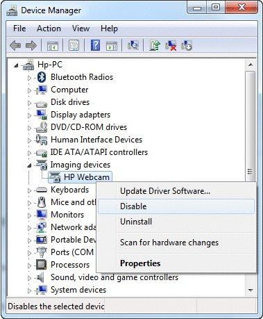 Hp Webcam 101 драйвер скачать Windows 10 - фото 8