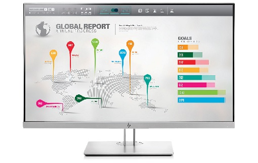 HP EliteDisplay E273q 27-inch Monitor