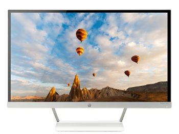 HP Pavilion 27xw IPS LED Backlit Monitor - Product Specifications