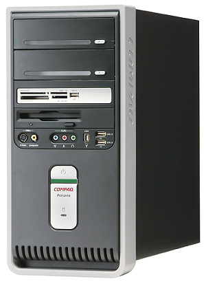 Compaq presario sr1403wm desktop pc