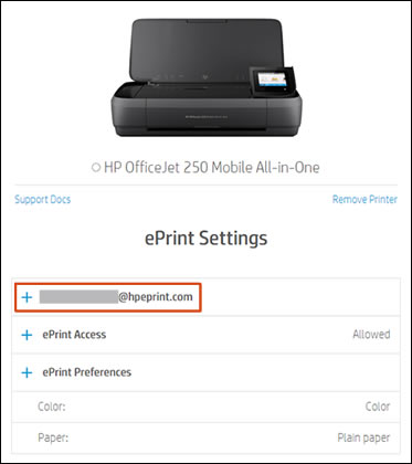 HP Printers - Setting Up an HP Connected Account | HP