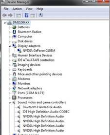 Звуковой драйвер nVidia High Definition Audio для Windows XP