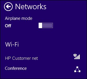 how to turn off flight mode on windows 8