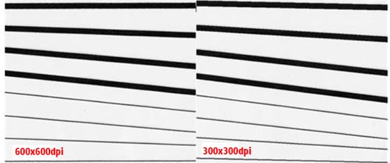 HP Latex 300 Printer Series - Rendering resolutions | HP