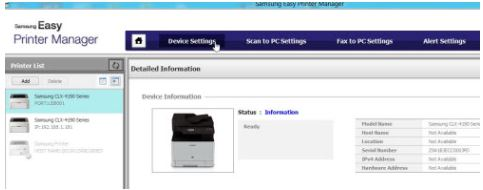Samsung Laser Printers - How to Setup Wi-Fi Direct   HP