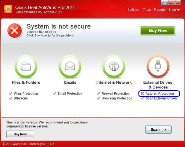 Hp Scanjet Scanner Software Installation Fails When Quick Heal Antivirus Is Enabled In Windows 7 Hp Customer Support