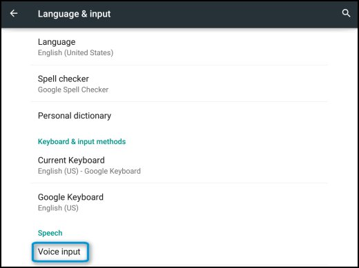 HP Tablets - Entering Text Using the On-Screen Keyboard or