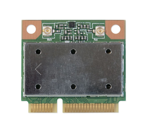 Wireless card - top view