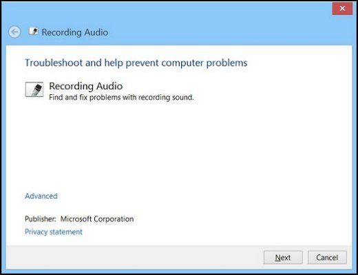 How do you troubleshoot problems with Windows 8?
