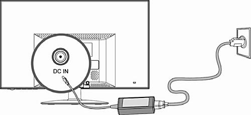 monitor lcd hp l2151ws