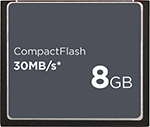 Image of CompactFlash card