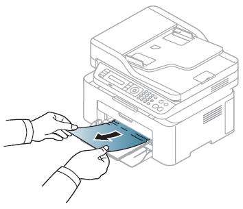 How to Clear a Document Jam in a Laser Printer