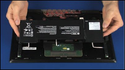 Removing and replacing the heat sink assembly for HP OMEN 15