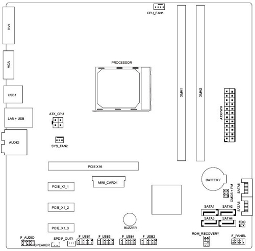 c02974303 hp and compaq desktop pcs motherboard specifications, aahd2 hy