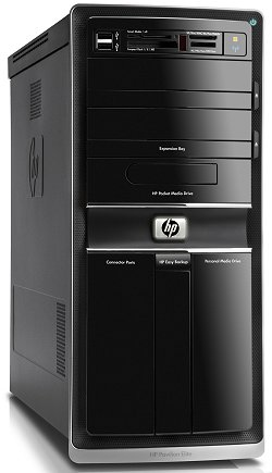 Image of the HP Pavilion Elite e9250t Desktop PC