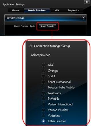 HP Mini 110-1037NR Notebook Qualcomm Mobile Broadband Drivers Windows