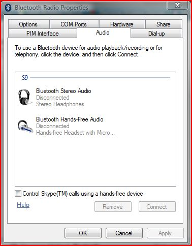 free  bluetooth connectivity software for pc