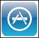 App Store icon on your iOS device