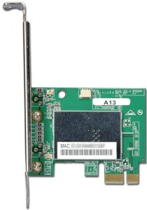 Wireless card - side view