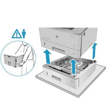 LaserJet Pro 550-sheet Feeder Tray