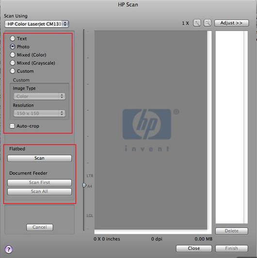 Программа для Сканирования HP Scan скачать