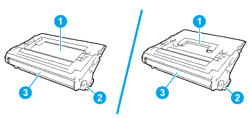 HP LaserJet M607, M608, M609 - Replace the toner cartridge | HP