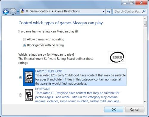 HP Notebook PCs - Setting Parental Controls in Windows 7