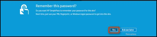 Remember this password