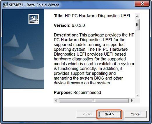 【PC不具合】HPノートパソコンでシステムテスト …